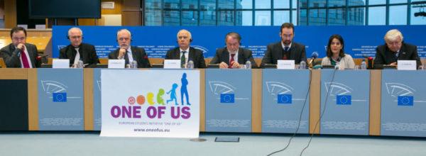 Obchody Tygodnia dla Życia w Parlamencie Europejskim