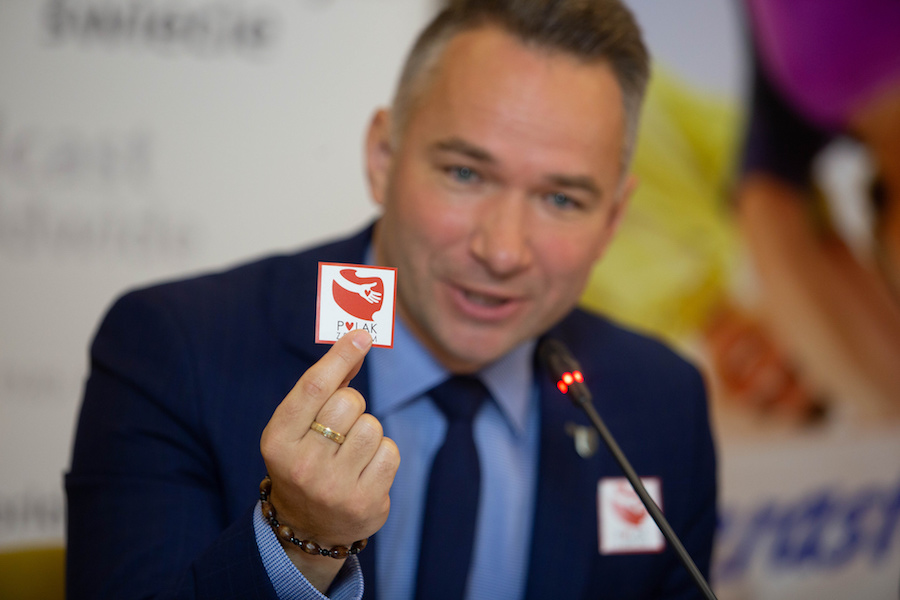 "Rusza akcja KSM ""Polak z sercem"""