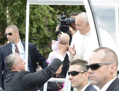 Papież: położna, to jeden z najszlachetniejszych zawodów
