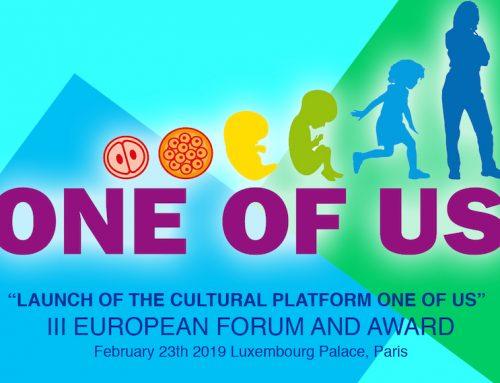 Europejska Federacja JEDEN Z NAS uruchamia Platformę Kulturalną