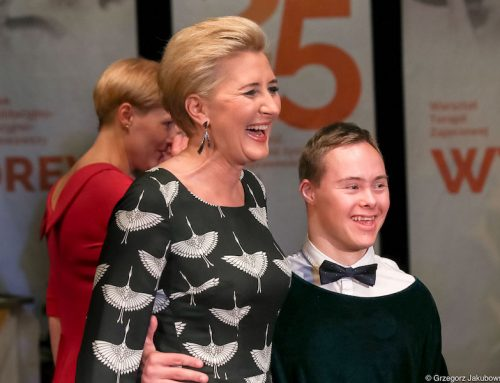 Jubileusz Polskiego Stowarzyszenia na rzecz Osób z Niepełnosprawnością Intelektualną z udziałem Pierwszej Damy