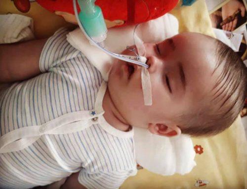 Polski Alfie Evans? 11-miesięcznego Szymona odłączono od aparatury podtrzymującej życie