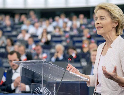 Ginekolog i matka siedmiorga dzieci szefową Komisji Europejskiej
