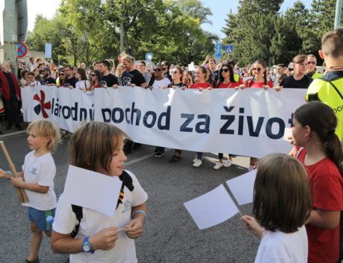 50 tys. osób uczestników Narodowego Marszu Życia i Rodziny na Słowacji