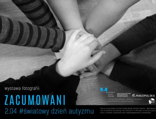 """""""Zacumowani"""" – wirtualna wystawa fotografii z okazji Światowego Dnia Świadomości Autyzmu"""