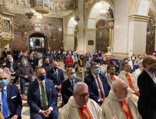 40. Pielgrzymka Katolickiego Stowarzyszenia Civitas Christiana na Jasną Górę