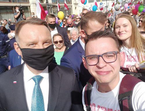 """Marsz dla Życia i Rodziny w Warszawie: """"Wspólnie brońmy rodziny"""""""