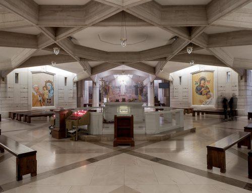 Całodobowe czuwanie modlitewne w obronie życia w sanktuarium św. Jana Pawła II