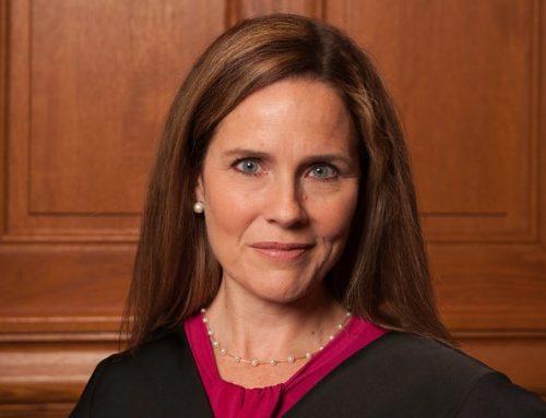 Amy Coney Barrett została zaprzysiężona na sędzię Sądu Najwyższego w USA