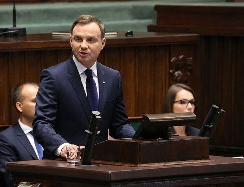 Prezydent A. Duda: aborcja z tzw. względów eugenicznych nie powinna być w Polsce dozwolona