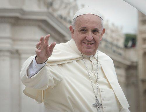 Papież Franciszek wzywa Polaków, by szanowali ludzkie życie