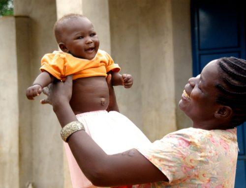Bezpieczna mama, czyli Polki na ratunek afrykańskim kobietom