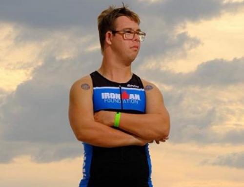 Pierwszy w historii mężczyzna z zespołem Downa ukończył Ironmana