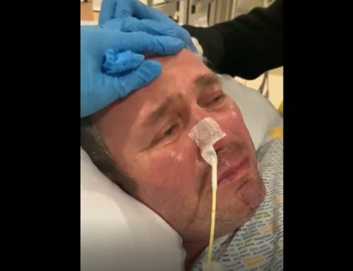Trwa batalia o życie Polaka w śpiączce w brytyjskim szpitalu. Mężczyźnie już po raz czwarty wstrzymano podawanie pożywienia i wody.