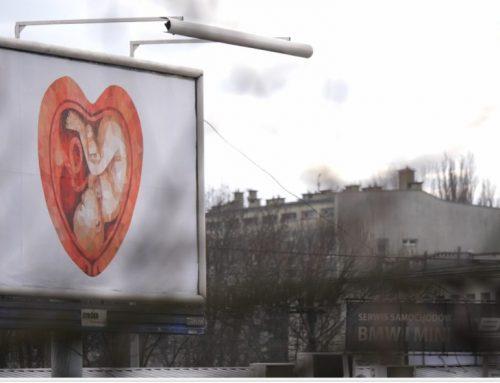 J. Bałtroszewicz o billboardach pro-life: w przestrzeni publicznej potrzebujemy pozytywnego, ciepłego przekazu i prawdy o życiu poczętego dziecka