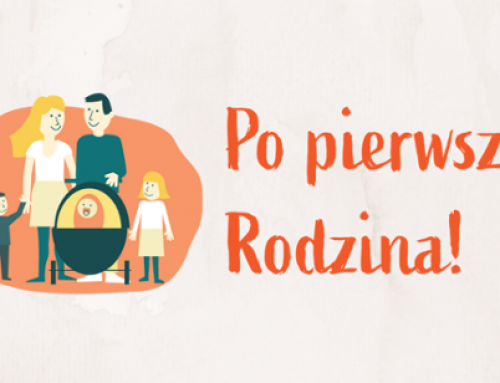 """Startuje druga edycja Konkursu """"Po pierwsze Rodzina!"""""""
