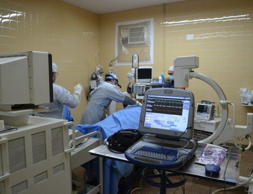 Innowacyjną operację na odległość przeprowadzili lekarze z Lublina