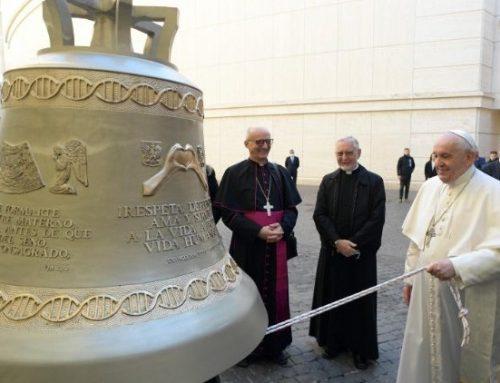 Papież zachęca Polaków do modlitwy za każde poczęte dziecko